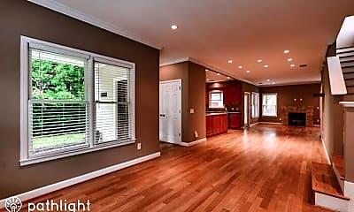 Living Room, 1363 Meridian St SE, 1