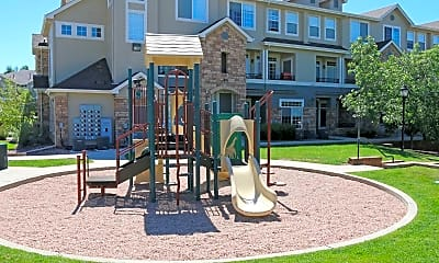Playground, Black Feather Apartment Homes, 1