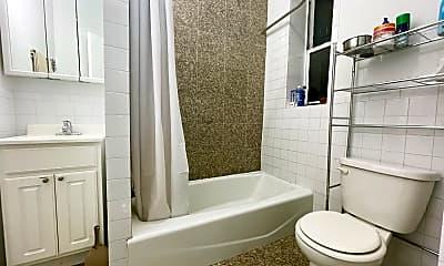 Bathroom, 368 W 127th St 2, 2