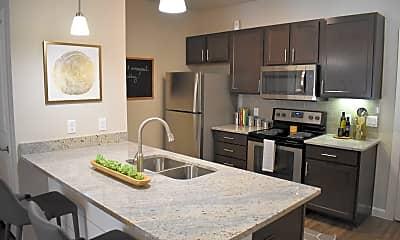 Kitchen, Mission Hill, 1