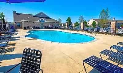 Pool, Hawthorne Properties, 0