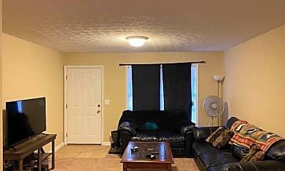 Living Room, 313 N Ross St, 0