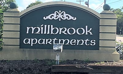Millbrook Apartments, 1