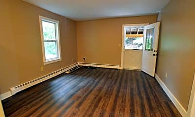 Living Room, 237 River St B, 1