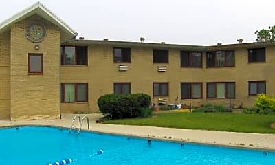 Pool, Imperial Apartments, 2
