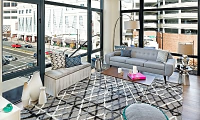 Living Room, The Maxwell, 0