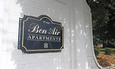 Bon Air Apartments, 1
