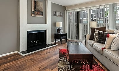 Living Room, The Club At Indian Creek, 1