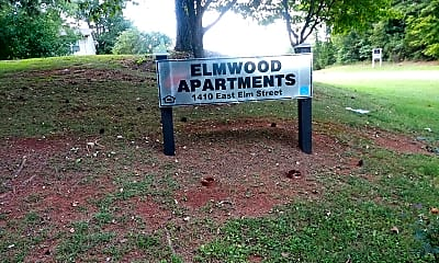 Elmwood Apartments, 1