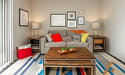 Living Room, Whispering Lake, 1