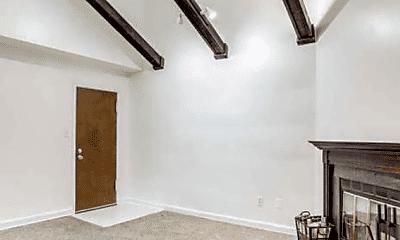 Living Room, 2107 N Taft St, 1