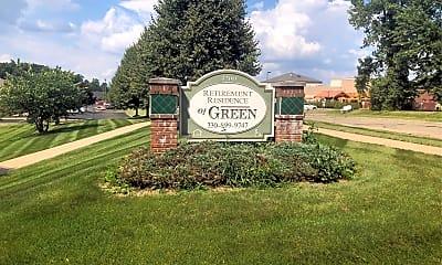 Retirement Residence Of Green, 1