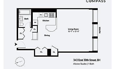 343 E 30th St 8-H, 2