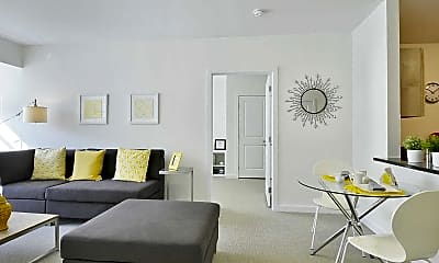 Living Room, Paseo Verde South Apartments, 1