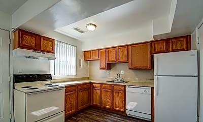 Kitchen, Village Grove Apartments, 0