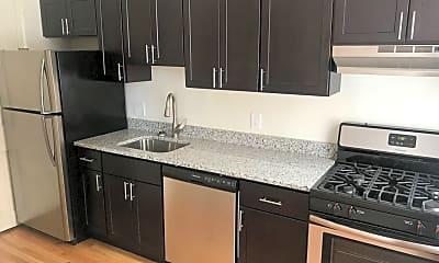 Kitchen, 107 W Monument St, 1