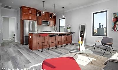 Kitchen, 1220 El Camino Real, 1