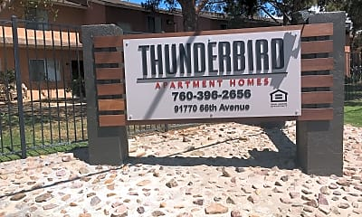 Thunderbird Apartments, 1