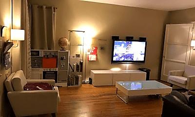 Living Room, 12019 Ocean Park Blvd, 1