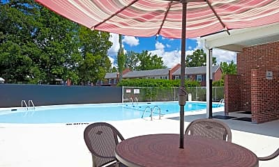 Pool, Oakview Terrace, 1