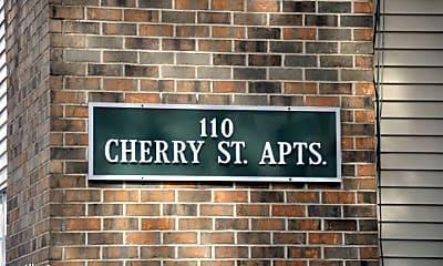 Community Signage, 110 Cherry St, 0
