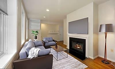 Living Room, 1715 Swann St NW 2, 0