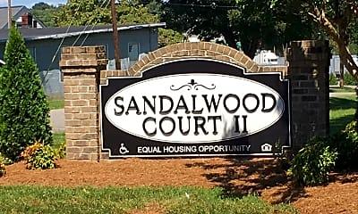 Sandalwood Court II Apartments, 1