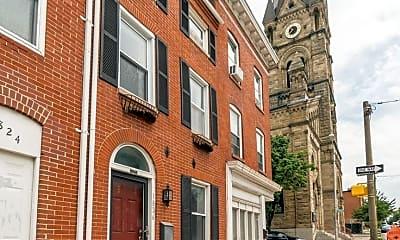Building, 1826 E Lombard St, 2