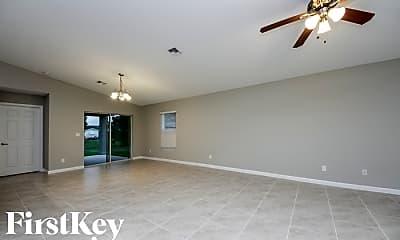 Living Room, 700 SW Saragossa Ave, 1