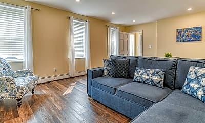Living Room, 18 Abbott Ave SUMMER, 1