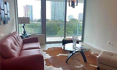 Living Room, 1600 SW 1st Ave 715, 0