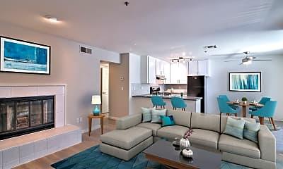 Living Room, Larkspur, 0