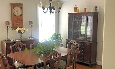 Dining Room, 1929 21st Ave S, 1