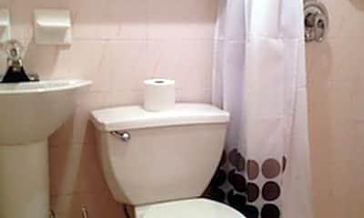 Bathroom, 118 W 76th St, 2