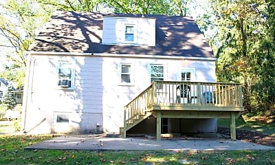 Building, 6707 Sherwood Rd, 1