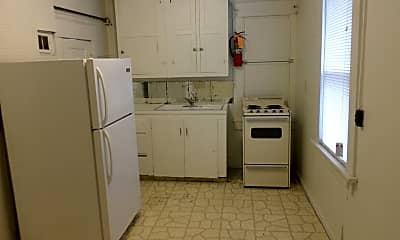 Kitchen, 1207 Vattier Street, 1