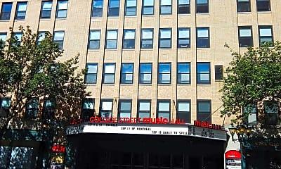 254 College Street Apartments, 0