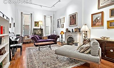 Living Room, 48 Gramercy Park N 3-R, 0
