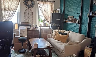 Living Room, 530 S 4th St, 1