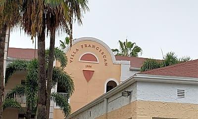 Villa Franciscan, 1