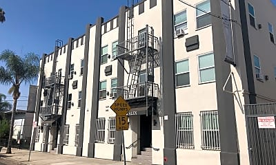 The Alex Apartments, 2