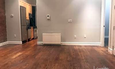 Living Room, 448 W 50th St, 1