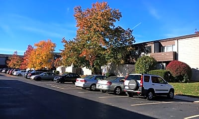 Building, The Monterey Apartments & Townhomes., 1