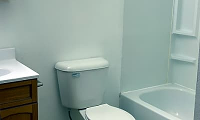 Bathroom, 503 College Ave, 2