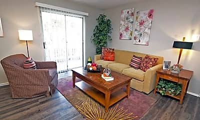 Living Room, Ninety-Nine44 on Walnut, 2