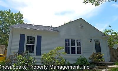 Building, 2323 Westport Ln, 1