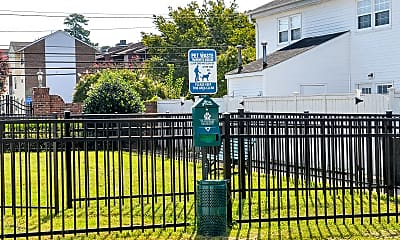 Community Signage, Walker's Chase Townhomes, 2