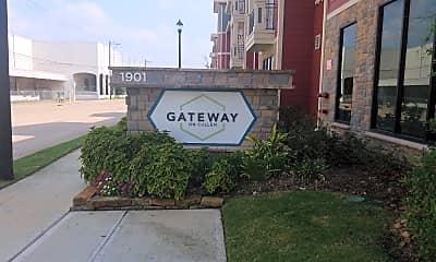The Gateway on Cullen, 1