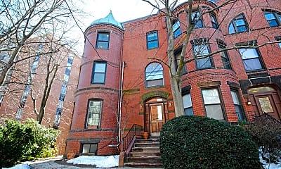 Building, 33 Longwood Ave, 2