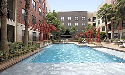 Pool, The Core, 1